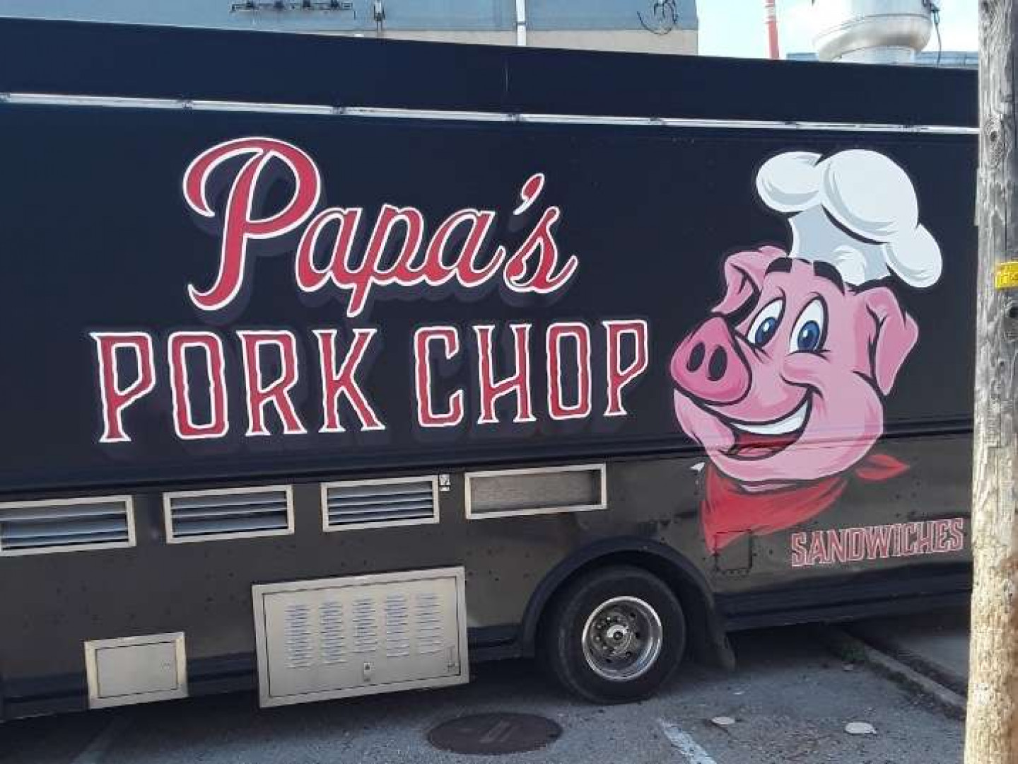 Learn More About Papa's Pork Chop